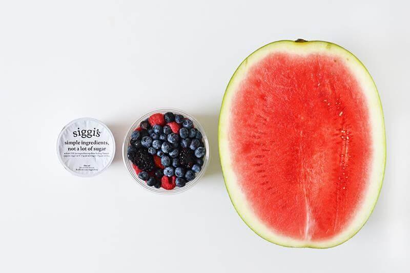 Десерт из арбуза: рецепт с фото