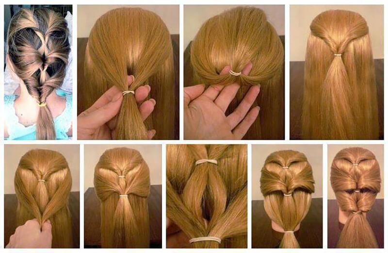 Прически на 1 сентября: для девочек на длинные и средние волосы Новостной портал вТЕМУ - всегда полезная информация
