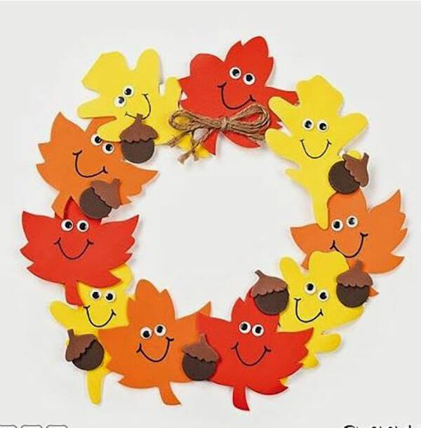 Осенние поделки в детский сад и школу своими руками