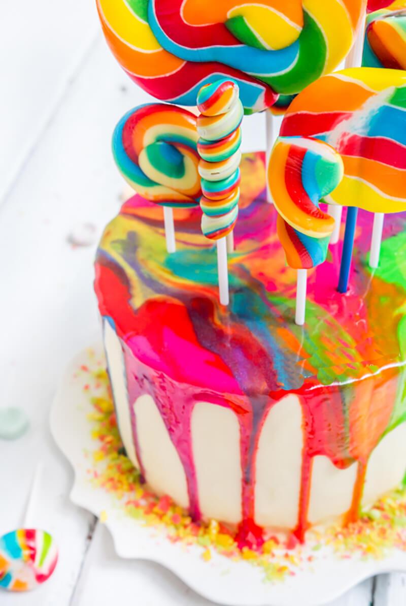 Ягоды для торта своими руками фото 574