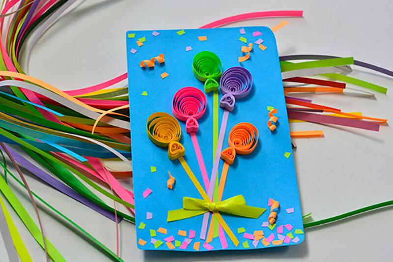 День учителя квиллинг: открытки, закладки для книг и подставки для ручек в технике квиллинг