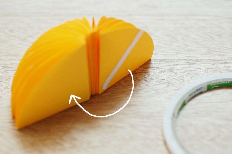 Зонтик поделка из бумаги