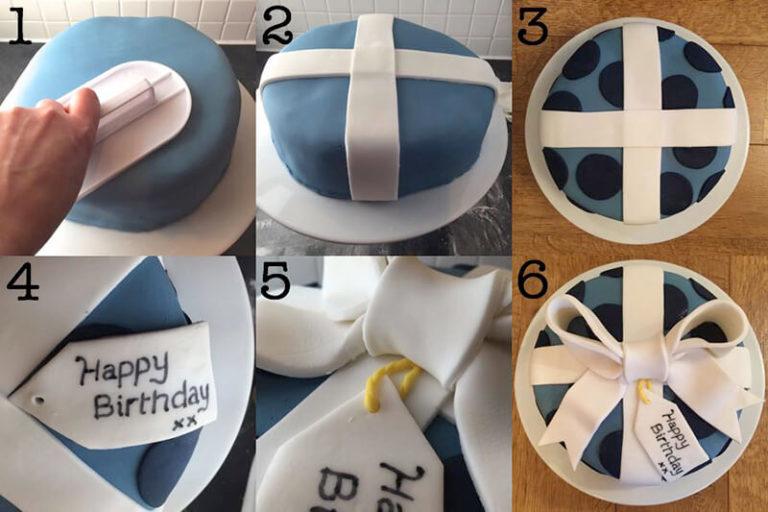 Украшение торт мастикой для начинающих