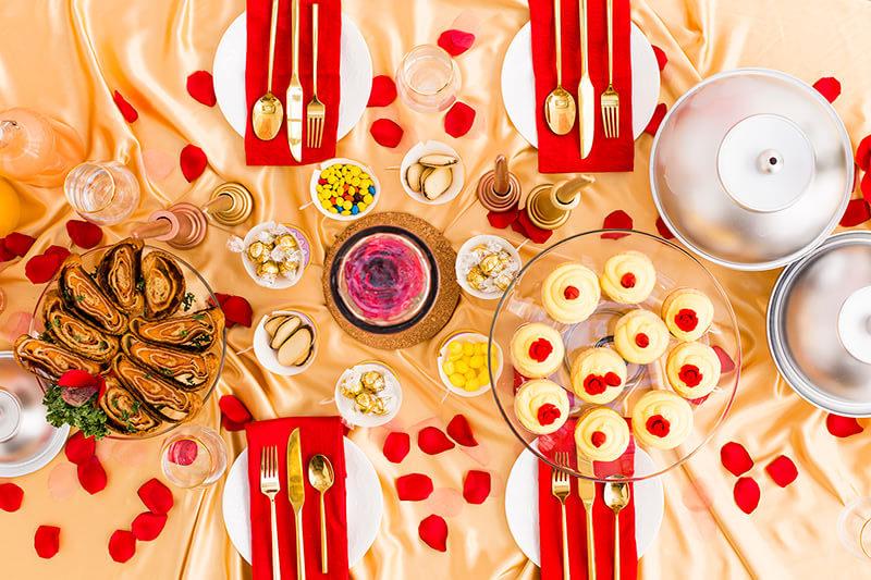 Романтический ужин для любимого/любимой. Что приготовить на романтический ужин?