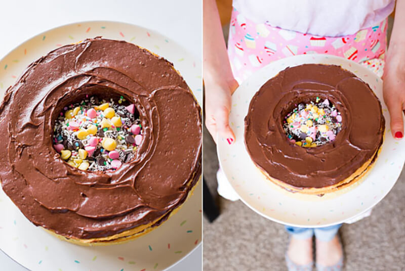 Как украсить торт на День рождения своими руками: фото, идеи и мастер классы
