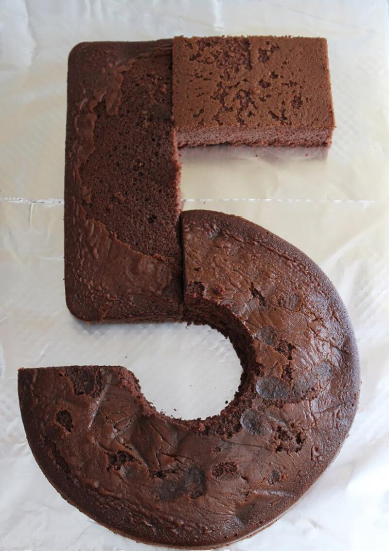 Торт из мастики для девочки 5 лет