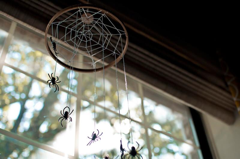 Как сделать паутину: паутина своими руками
