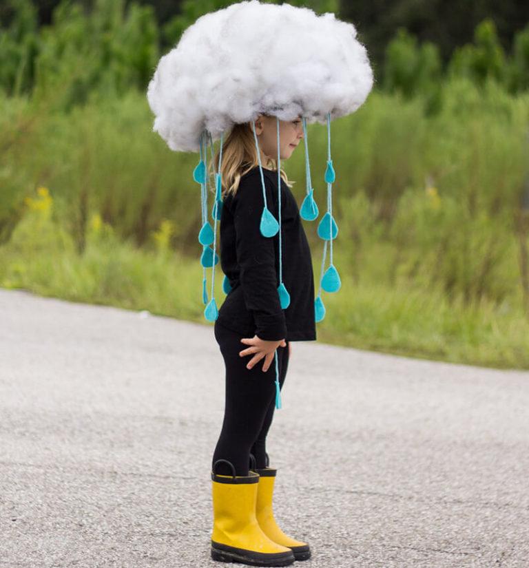 Шляпа из облака своими руками