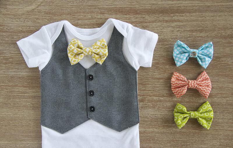 Костюм для мальчика 1 год своими руками. Как одеть ребенка на День Рождения?