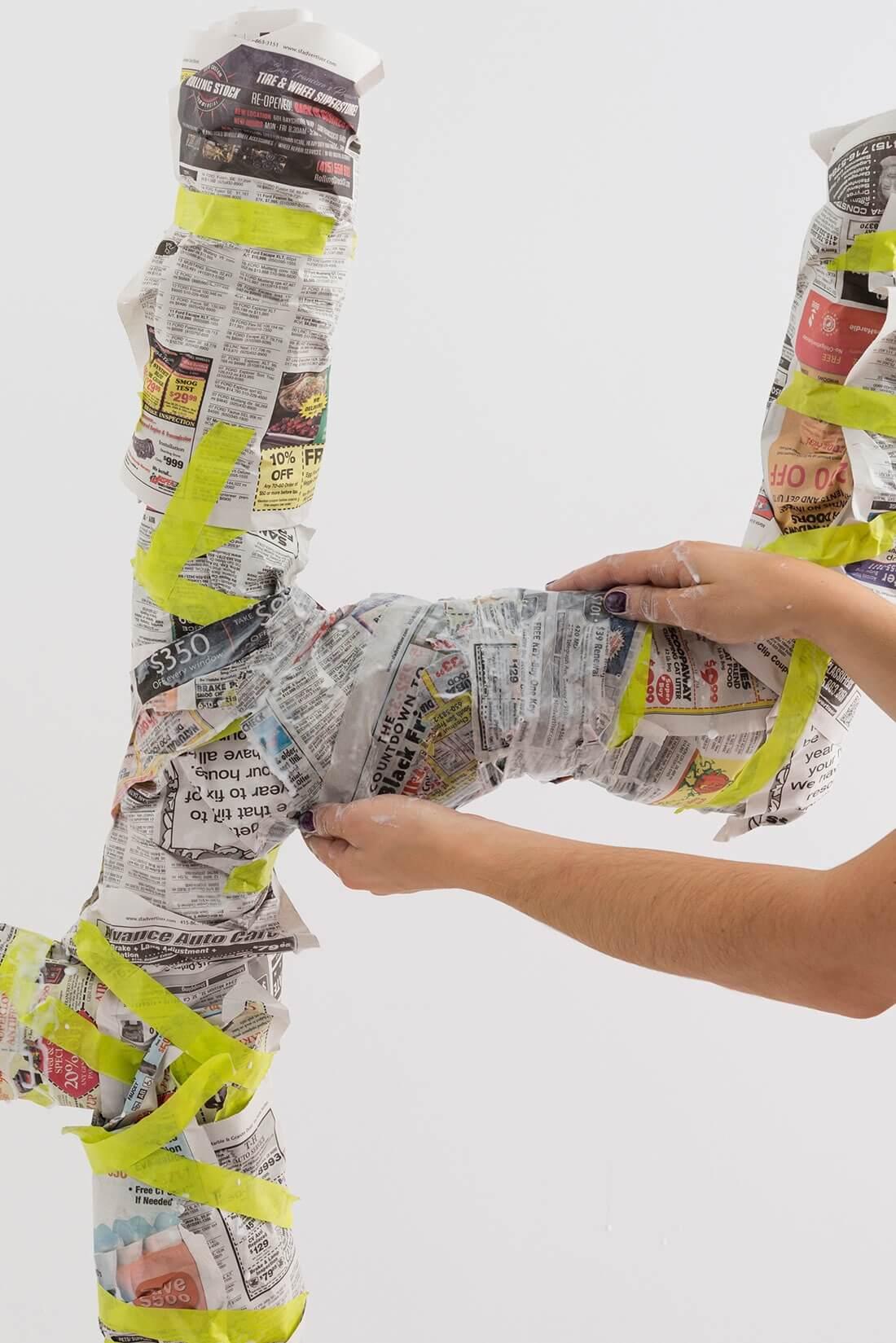 Новогодний кактус: кактус елка своими руками