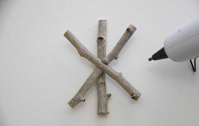 Елочные игрушки своими руками. Елочные игрушки из природного материала