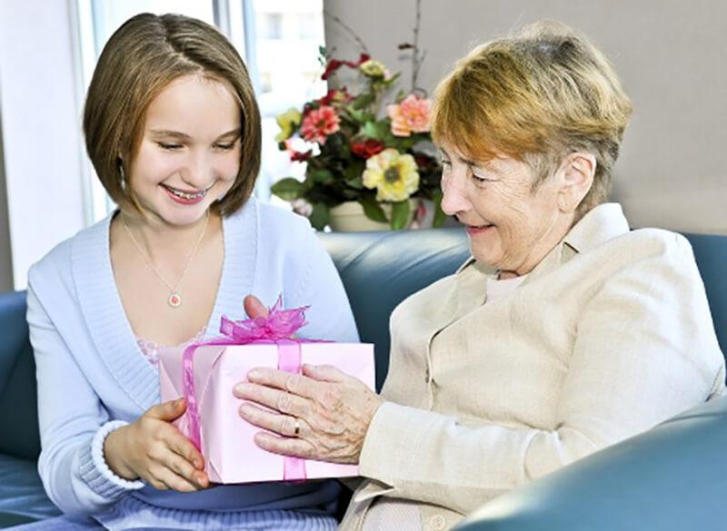 Подарок для души для бабушки 29
