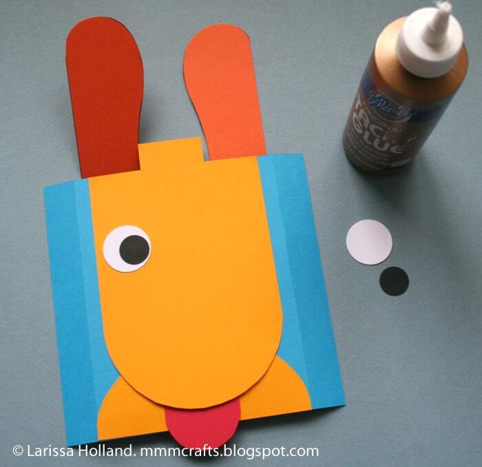 Как сделать открытку игрушку своими руками