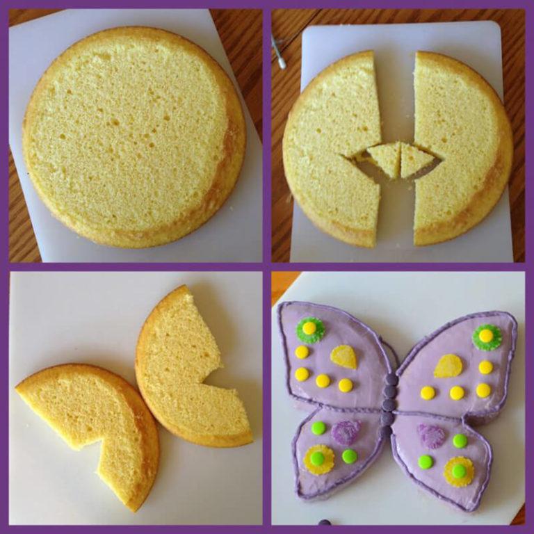 Фигурные торты своими руками рецепт