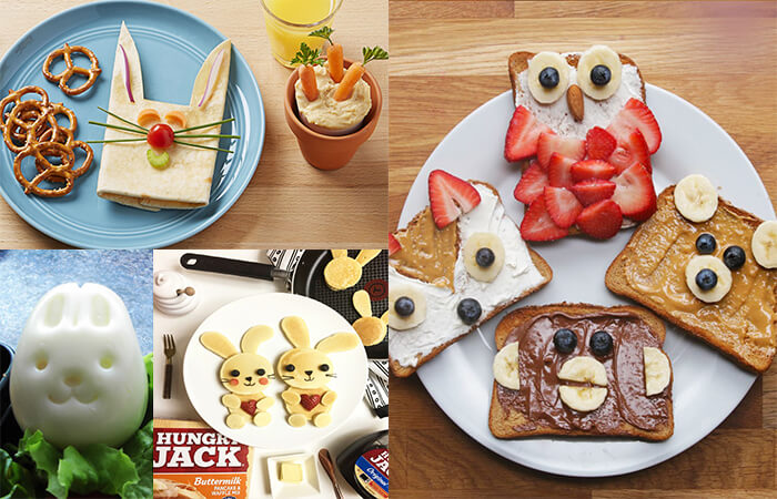 2662 завтрак для детей рецепты