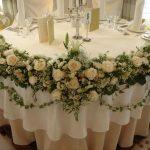 Оформление свадьбы цветами. Оригинальный свадебный букет невесты.