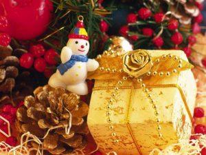 Сувениры к Новому году