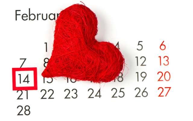 Подарки на 14 февраля - День Святого Валентина