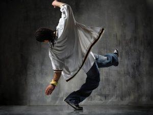 Клубные танцы: Крамп и локинг