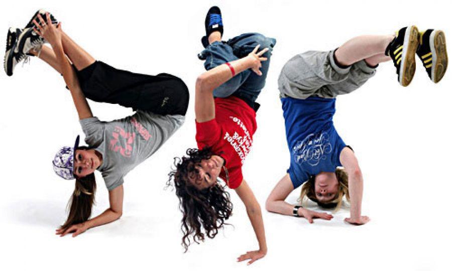 Клубные танцы: РнБ, Хип-хоп, Брейк Данс