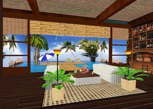 Ссылки для ремонта в виртуальной квартире Lovecity3d – радио и аквариум