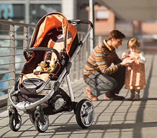 До какого возраста используют коляску люльку