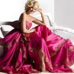 Стиль и мода женских нарядов