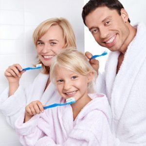 Детские зубы. Уход за детскими зубами