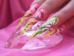 Наращивание ногтей. Наращивание ногтей гелем или акрилом, что выбрать?