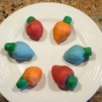 Рецепты с клубникой: Гирлянда из клубники