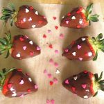 Рецепты с клубникой: Десерт из клубники