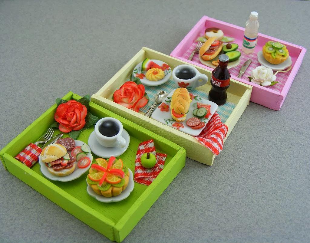 многоэтажках, особенно картинки еда для кукол из пластилина прошлом году она