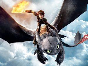 «Как приручить дракона - 2» (2014)