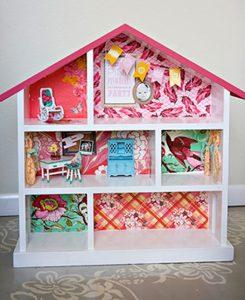 Кукольный домик. Как сделать кукольный дом своими руками?