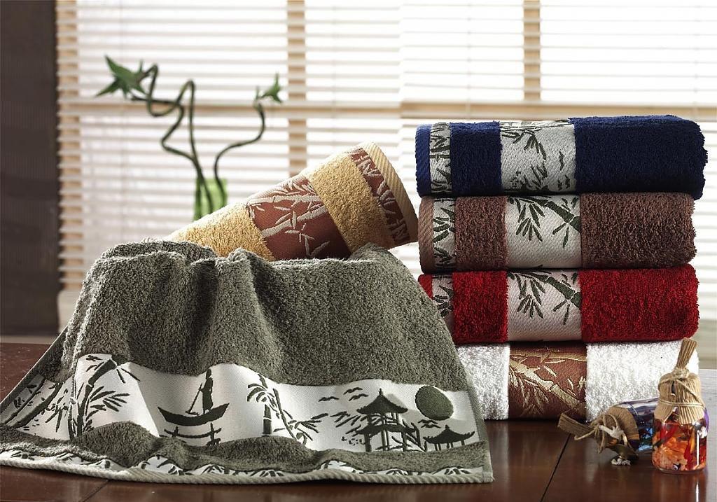 Полотенце: Как выбрать полотенце? Виды полотенец?