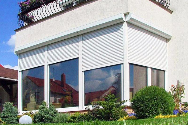 Роллеты. Роллеты на окна и их преимущества