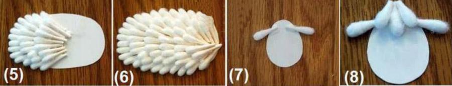 Овечка своими руками. Как сделать символ Нового 2015 года (овечка) своими руками?