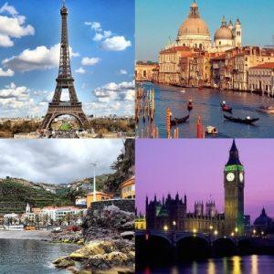 Как организовать отдых в Европе?