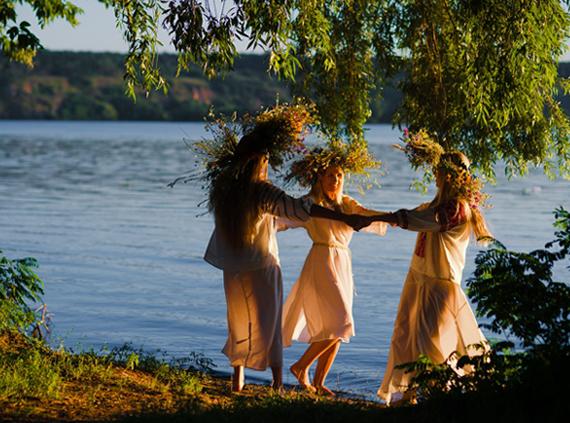Праздник Иван-Купала (Купалье) в Беларуси - 2014 (ночь с 6 на 7 июля 2014)