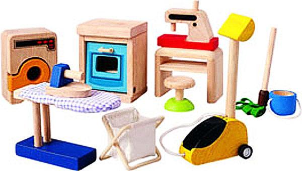 Как сделать мебель для кукол своими 49