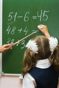 Прически для девочек на школьную линейку