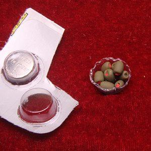 Посуда  для кукол своими руками: посуда для кукол из упаковок от таблеток