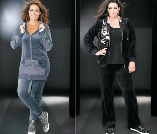 ecee110d152 Женские спортивные костюмы. Как выбрать спортивный костюм по фигуре