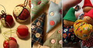 Новогодние игрушки своими руками. Как сделать елочные игрушки своими руками?