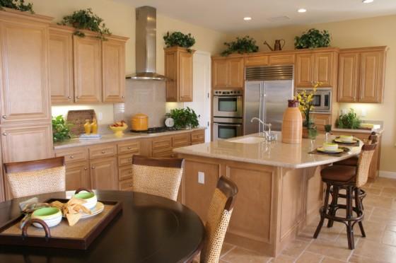 Кухня по фен шуй. Цвет, расположение и обустройство кухни