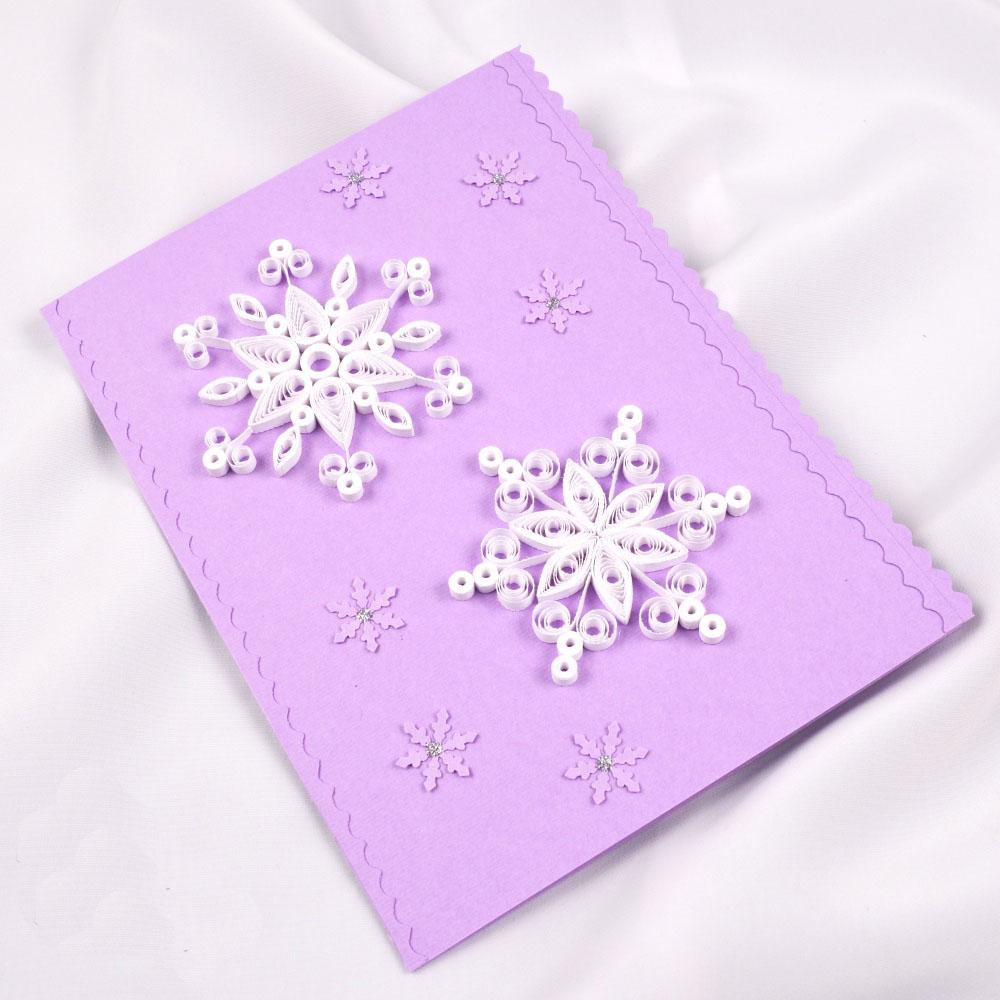 Квиллинг к Новому году. Квиллинг: открытки, снеговики, елочные игрушки, новогодние елки, символ 2015 года