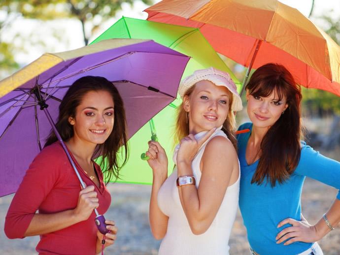 Зонты. Как выбрать зонтик?