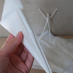 Балерина из бумаги. Как сделать балерину из бумаги и проволоки?