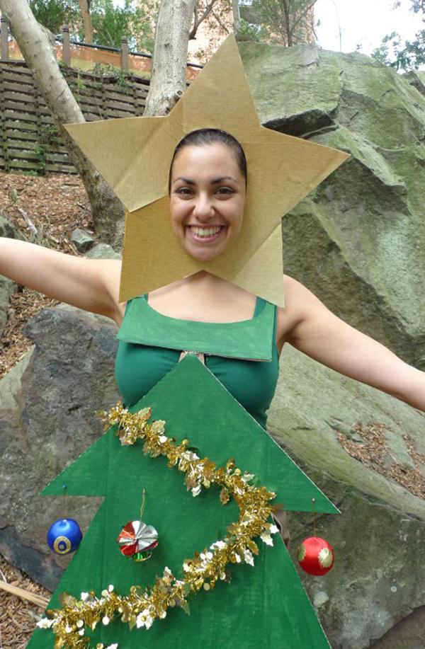 Как сделать костюм елки своими руками фото 582