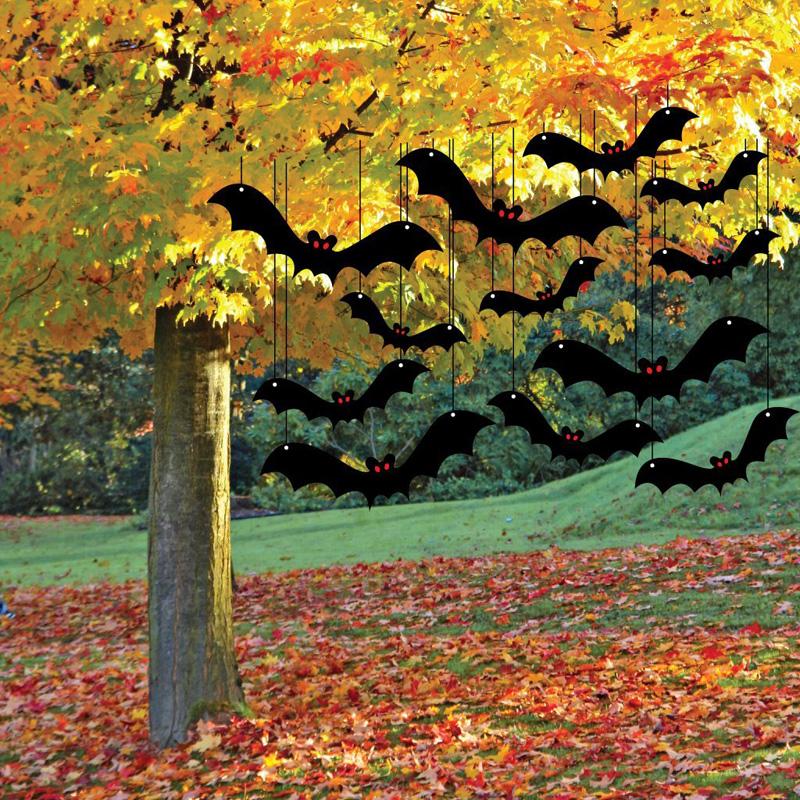Как украсить на Хэллоуин дом и все что в нем?